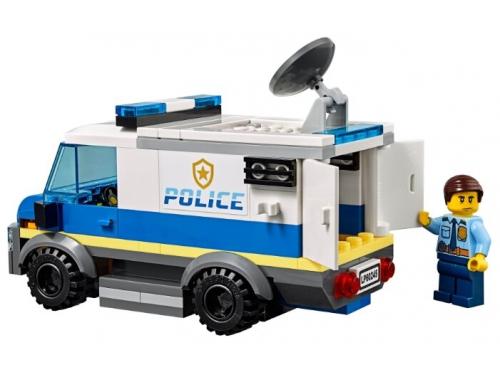 Конструктор LEGO City Ограбление полицейского монстр-трака 60245 (362 дет.), вид 10