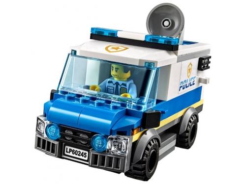 Конструктор LEGO City Ограбление полицейского монстр-трака 60245 (362 дет.), вид 11