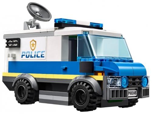 Конструктор LEGO City Ограбление полицейского монстр-трака 60245 (362 дет.), вид 12