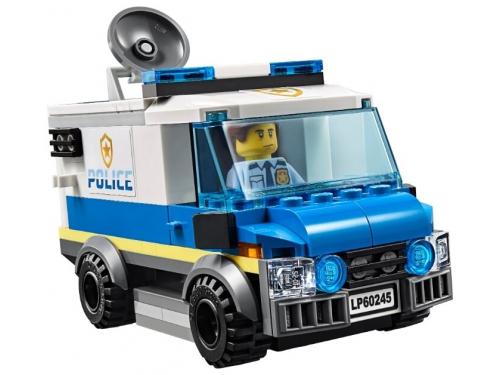 Конструктор LEGO City Ограбление полицейского монстр-трака 60245 (362 дет.), вид 13