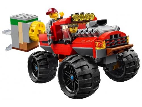 Конструктор LEGO City Ограбление полицейского монстр-трака 60245 (362 дет.), вид 16