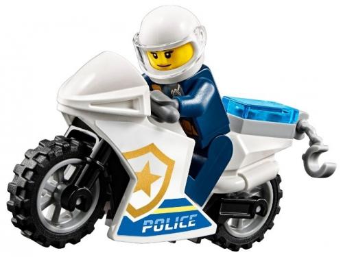 Конструктор LEGO City Ограбление полицейского монстр-трака 60245 (362 дет.), вид 17