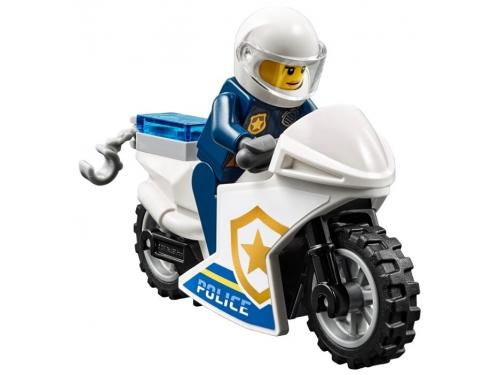 Конструктор LEGO City Ограбление полицейского монстр-трака 60245 (362 дет.), вид 18