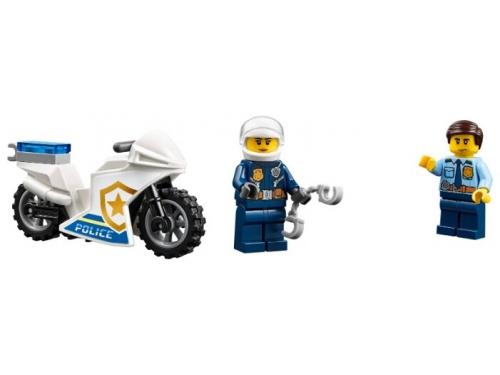 Конструктор LEGO City Ограбление полицейского монстр-трака 60245 (362 дет.), вид 20