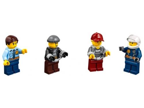 Конструктор LEGO City Ограбление полицейского монстр-трака 60245 (362 дет.), вид 21