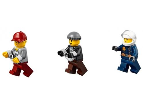Конструктор LEGO City Ограбление полицейского монстр-трака 60245 (362 дет.), вид 22