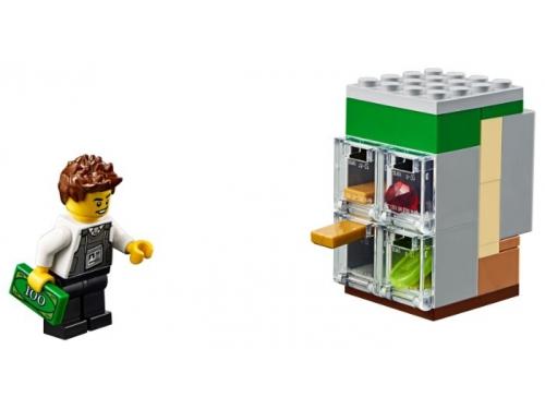 Конструктор LEGO City Ограбление полицейского монстр-трака 60245 (362 дет.), вид 23