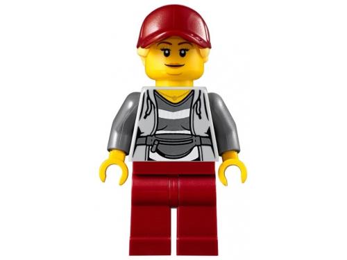 Конструктор LEGO City Ограбление полицейского монстр-трака 60245 (362 дет.), вид 26