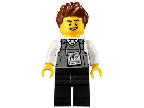 Конструктор LEGO City Ограбление полицейского монстр-трака 60245 (362 дет.), вид 29