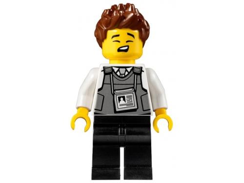 Конструктор LEGO City Ограбление полицейского монстр-трака 60245 (362 дет.), вид 30
