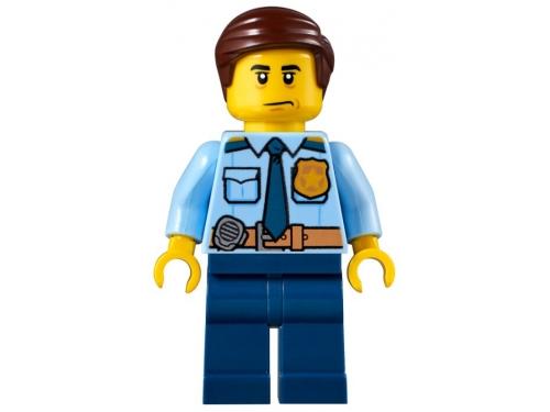 Конструктор LEGO City Ограбление полицейского монстр-трака 60245 (362 дет.), вид 32