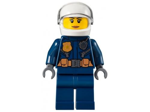 Конструктор LEGO City Ограбление полицейского монстр-трака 60245 (362 дет.), вид 33