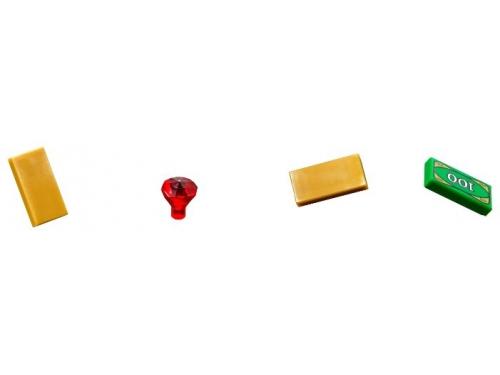 Конструктор LEGO City Ограбление полицейского монстр-трака 60245 (362 дет.), вид 34