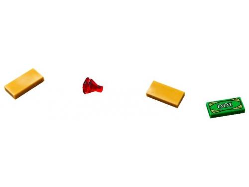 Конструктор LEGO City Ограбление полицейского монстр-трака 60245 (362 дет.), вид 35