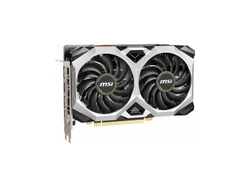 Видеокарта GeForce MSI PCI-E NV GeForce GTX 1660SUPER VENTUS XS 6Gb 192b GDDR6, вид 2