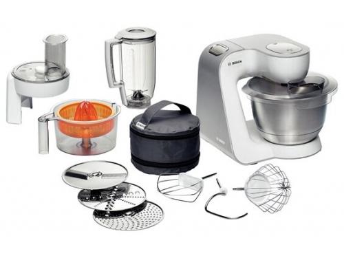 Кухонный комбайн Bosch MUM54230 900Вт, белый, вид 1