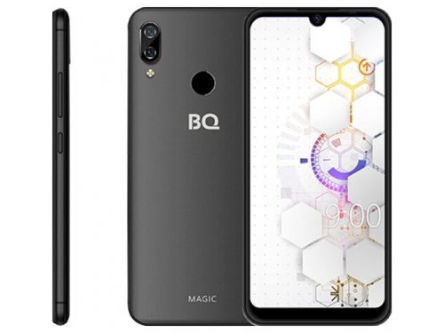 Смартфон BQ 6040L Magic 2/32Gb черный, вид 1