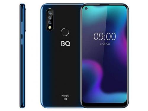 Смартфон BQ 6424L Magic O темно-синий, вид 1