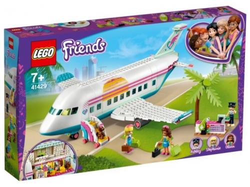 Конструктор LEGO Friends Самолёт в Хартлейк Сити 41429, вид 1