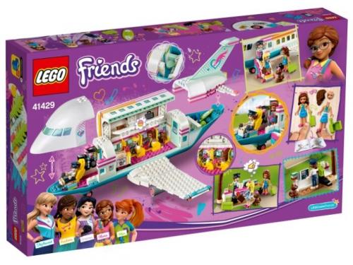 Конструктор LEGO Friends Самолёт в Хартлейк Сити 41429, вид 2