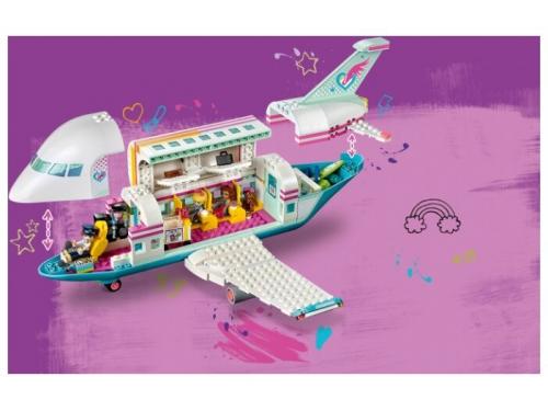 Конструктор LEGO Friends Самолёт в Хартлейк Сити 41429, вид 13