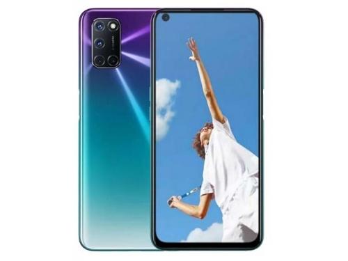 Смартфон OPPO A72 4/128Gb, фиолетовый, вид 1