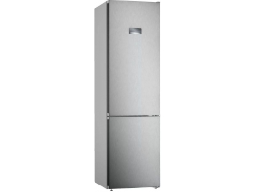 Холодильник Bosch KGN39VL25R, серебристый, вид 1