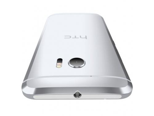 Смартфон HTC 10 Lifestyle, серебристый, вид 3