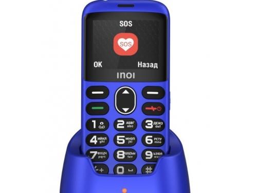 Сотовый телефон INOI 118B синий, вид 1