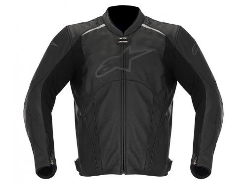 Спортивная одежда Alpinestars AVANT LEATHER JK 10, 52, черный, вид 1