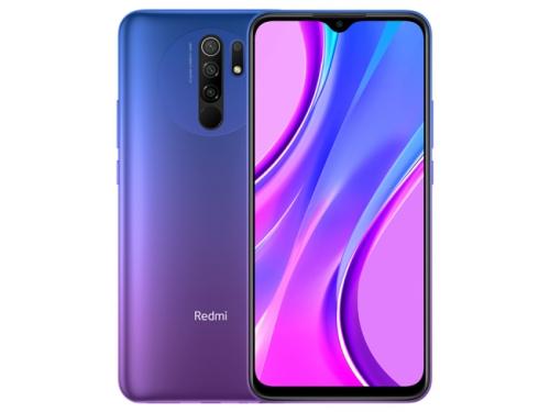 Смартфон Xiaomi Redmi 9 3/32Gb фиолетовый, вид 1