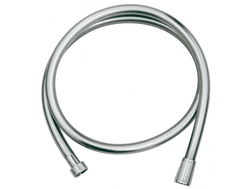 Душевой шланг Grohe 28362000 Silverflex с защитой от перегибов, 1250 мм, хром, вид 1