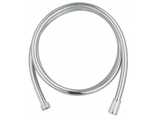 Душевой шланг Grohe 27137000 Silverflex с защитой от перегибов, 2000 мм, хром (27137000), вид 1