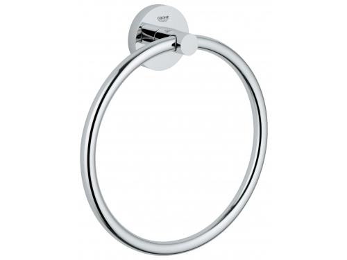 Кольцо для полотенца Grohe 40365001 Essentials, хром (40365001), вид 1