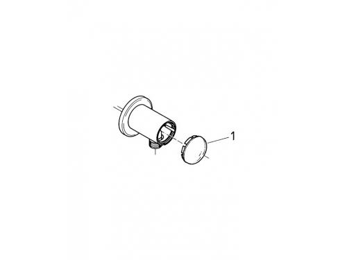 Подключение для душевого шланга Grohe 28671000 Relexa, хром, вид 2