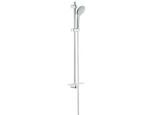 Душевой гарнитур Grohe 27267001 Euphoria (ручной душ, штанга 900 мм, шланг 1750 мм), хром (27267001), вид 1