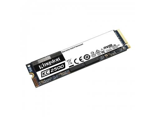 SSD-накопитель Kingston 1000GB M.2 2280 SKC2500M8/1000G, вид 2