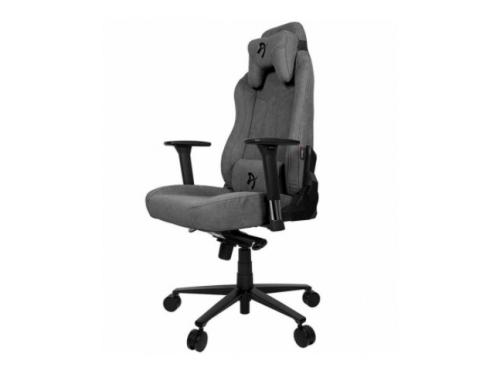 Компьютерное кресло Arozzi Vernazza Soft Fabric - Ash  (для геймеров), вид 1