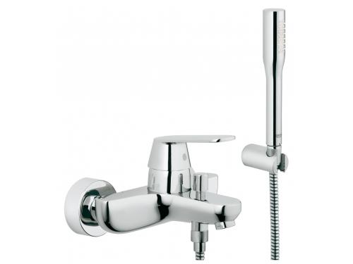 Смеситель для ванны Grohe 32832000 Eurosmart Cosmopolitan с душевым гарнитуром, хром, вид 1