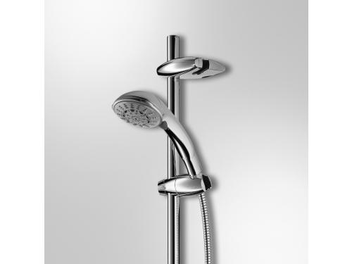 Душевой гарнитур Grohe 28571000 Movario (ручной душ, штанга 900 мм, шланг 1750 мм), хром, вид 2