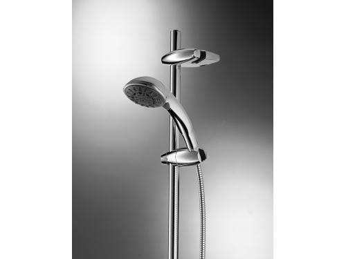 Душевой гарнитур Grohe 28571000 Movario (ручной душ, штанга 900 мм, шланг 1750 мм), хром, вид 3