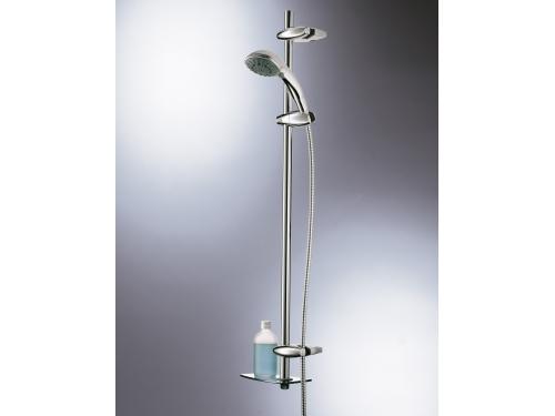 Душевой гарнитур Grohe 28571000 Movario (ручной душ, штанга 900 мм, шланг 1750 мм), хром, вид 4