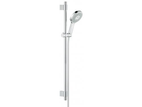Душевой гарнитур Grohe 27734000 Power&Soul Cosmopolitan 130 (ручной душ, штанга 900 мм, шланг 1750 мм) с ограничением расхода воды, хром (27734000), вид 1