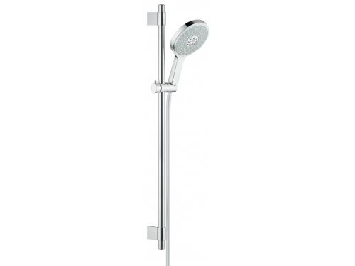 Душевой гарнитур Grohe 27746000 Power&Soul Cosmopolitan 160 (ручной душ, штанга 900 мм, шланг 1750 мм) с ограничением расхода воды, хром, вид 1