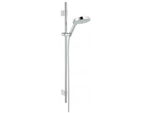 Душевой гарнитур Grohe 28763001 Rainshower Cosmopolitan 160 (ручной душ, штанга 900 мм, шланг 1750 мм), хром, вид 1