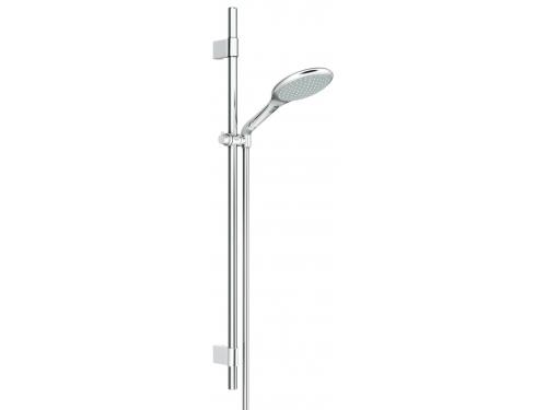 Душевой гарнитур Grohe 27273001 Rainshower Solo (ручной душ, штанга 900 мм, шланг 1750 мм), хром, вид 1