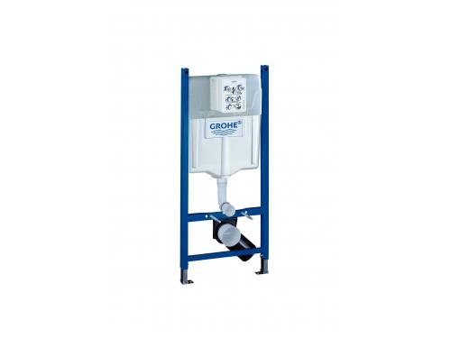 Система инсталляции для унитаза Grohe 38840000 Rapid SL (1,13 м) с подключениями (38840000), вид 1