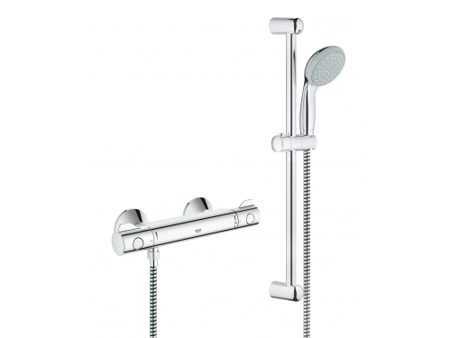 ��������� ��� ���� Grohe 34565000 Grohtherm 800 � ������� ���������� (������ 600 ��), ���� (34565000), ��� 1