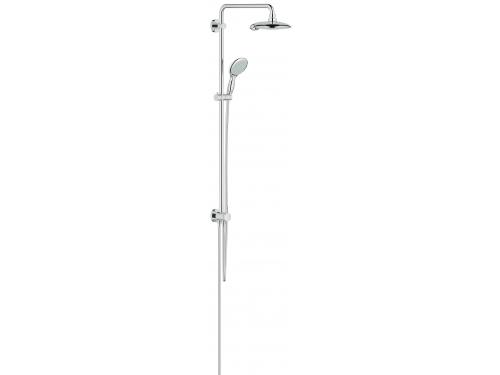 Душевая система Grohe 27911000 Euphoria 190, верхний и ручной душ, без смесителя, хром (27911000), вид 1