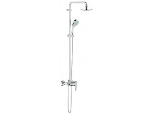 Душевая система Grohe 26224000 Tempesta Cosmopolitan 160 с верхним и ручным душем, хром, вид 1